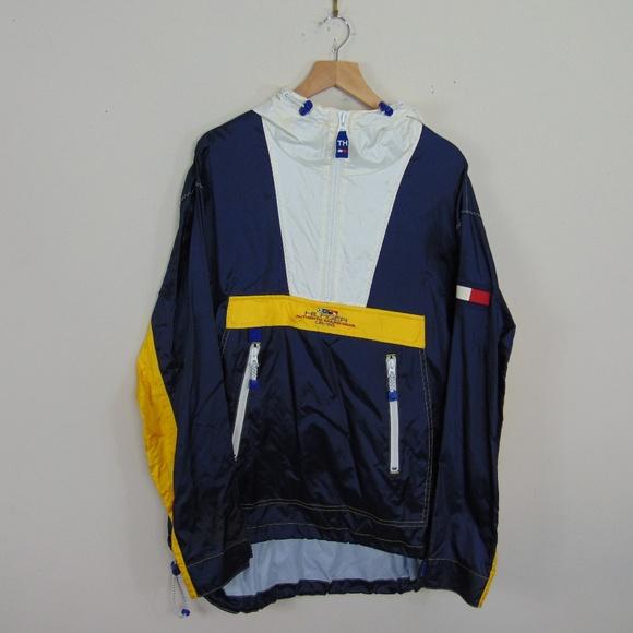 b929694f5 Vintage Tommy Hilfiger Sailing Gear M Windbreaker.  M_5be4bfbb194dadf2d4b96d53